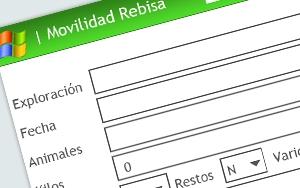 Software de movilidad para REBISA, S.A.